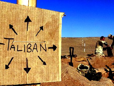 """""""Afeganistão: da Guerra ao Terror à Guerra Civil"""""""