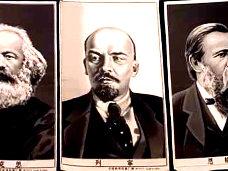 """""""Uma grande vitória para o Leninismo"""""""