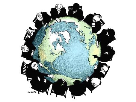 """""""Globalização é uma doutrina a serviço do imperialismo"""""""