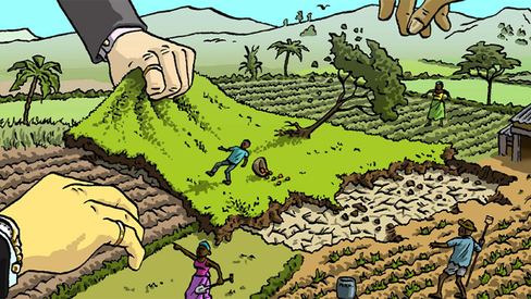A PL da Grilagem e a ofensiva do latifúndio