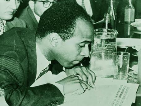"""""""Fanon e a questão nacional: raízes e tensionamentos"""""""