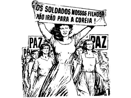 """""""O Trabalho Feminino, dever de todo o Partido"""""""