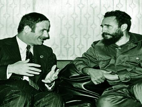 Cuba e Síria: 50 anos de solidariedade entre os povos