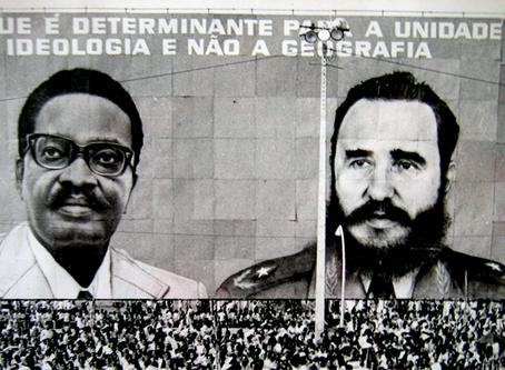 """Fidel e o internacionalismo"""