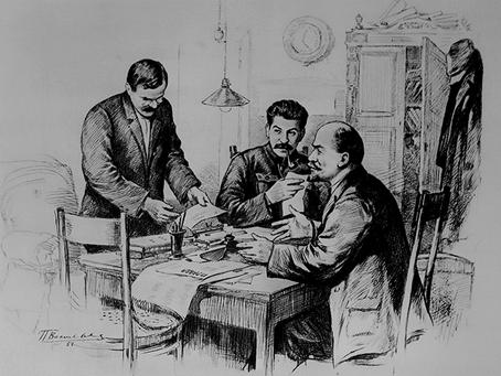 """""""A Construção Orgânica do Partido Bolchevique no Período de Ilegalidade"""""""