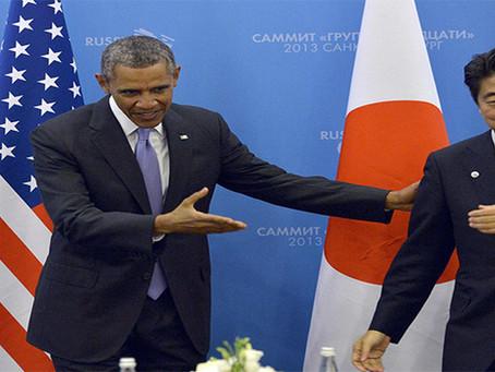 """Japão e EUA se unem para """"esmagar"""" China"""