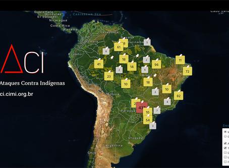 """""""Plataforma Caci mapeia mais de mil assassinatos de indígenas nas últimas três décadas"""""""