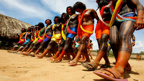"""O que há entre o domínio da terra e o genocídio indígena?"""
