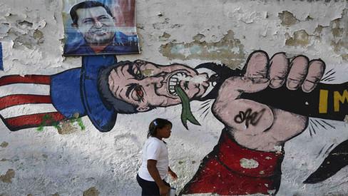 Senado brasileiro, a mando dos EUA, ataca a Venezuela