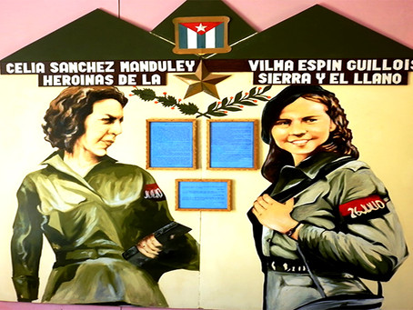 """""""As mulheres da Revolução Cubana"""""""