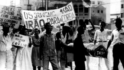 """""""Quando os comunistas impediram a entrada do Brasil na Guerra da Coreia"""""""