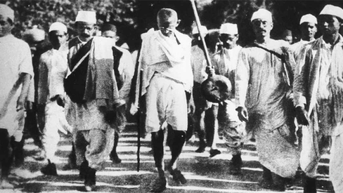 """""""O fim de Gandhi"""""""