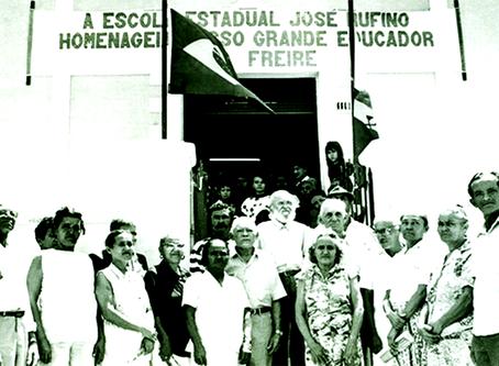 """Paulo Freire: """"Princípios do trabalho popular"""""""