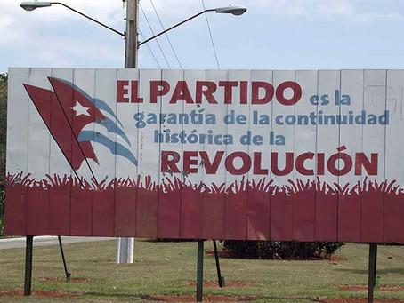 """""""Partido Comunista de Cuba: organizar, orientar, construir"""""""