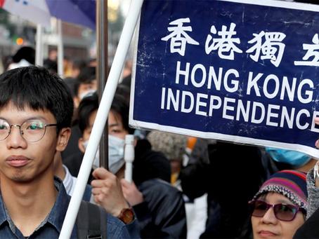 """""""RPDC apoia as medidas do governo chinês em Hong Kong"""""""
