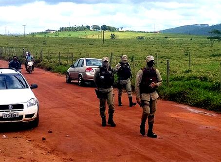 Novos ataques do latifúndio e do Governo Federal contra os camponeses no Sul da Bahia