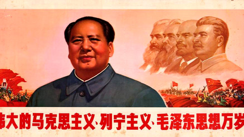 """Mao Tsé-tung é o maior expoente do marxismo-leninismo na China"""