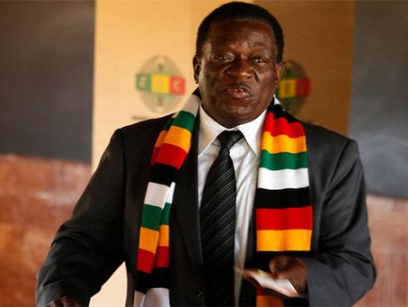 """""""Zimbábue no caminho da ruína neoliberal"""""""