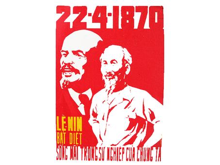 "Ho Chi Minh: ""Lenin e o Oriente"""