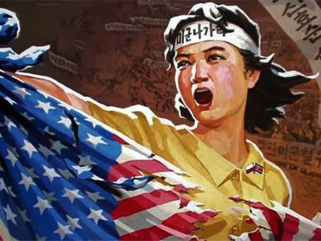 Méritos das mulheres coreanas na vitória na guerra