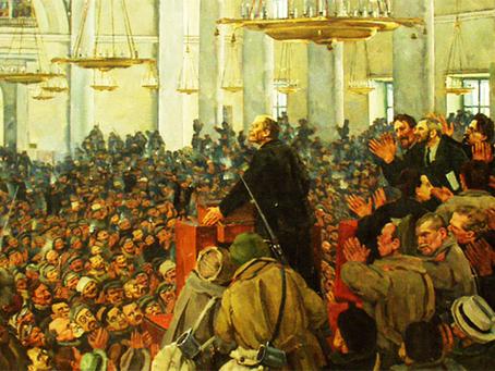 """""""O marxismo-leninismo é insuperável como ciência da Revolução"""""""