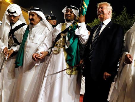 O imperialismo norte-americano move suas peças no Golfo Pérsico