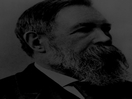 "Engels: ""A Coercion Bill para a Irlanda e para os Cartistas"""