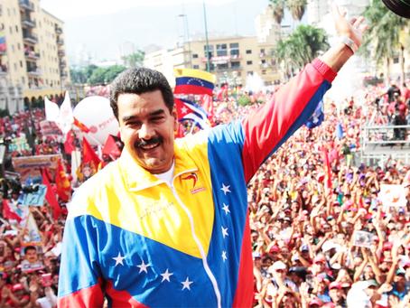 A FDNF solidariza-se com o povo venezuelano e o governo de Nicolás Maduro