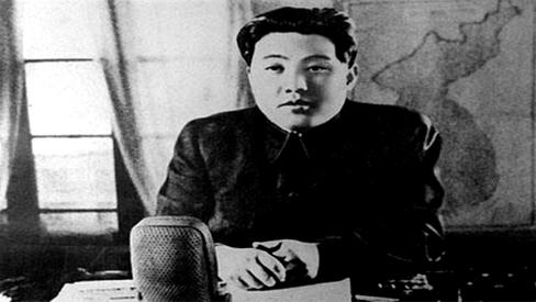 """Kim Il Sung: """"Para estabelecer um genuíno governo do povo"""""""
