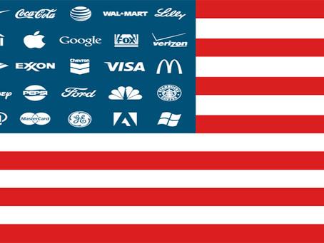 """""""O bem-estar das corporações multinacionais"""""""