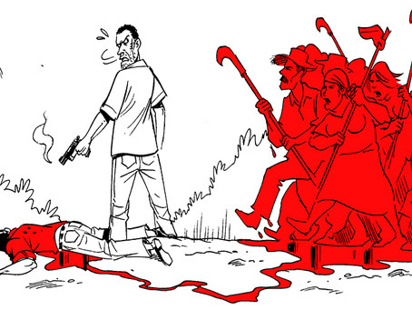 """""""O campo em Rondônia, um barril de pólvora"""""""