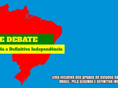 Campanha inicia série de cine-debates para discussão da realidade brasileira