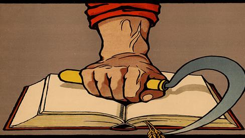 """Zhdanov: """"As tarefas da literatura na sociedade"""""""