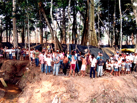 Revolta de Corumbiara, grande marco da luta camponesa no Brasil