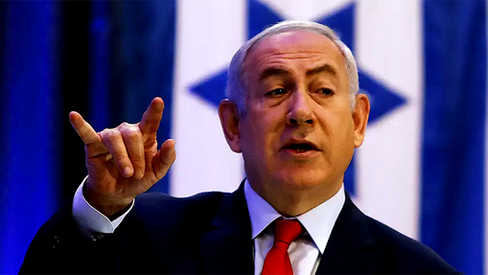 """Netanyahu em autodefesa"""
