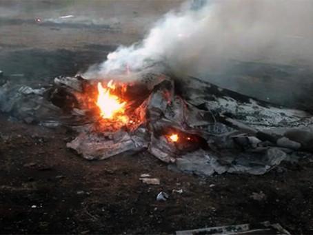 MST sobre o acidente de avião do prefeito Genil Mata da Cruz