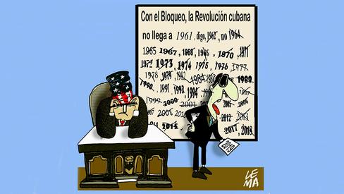 """""""Cuba, a obsessão dos Estados Unidos"""""""