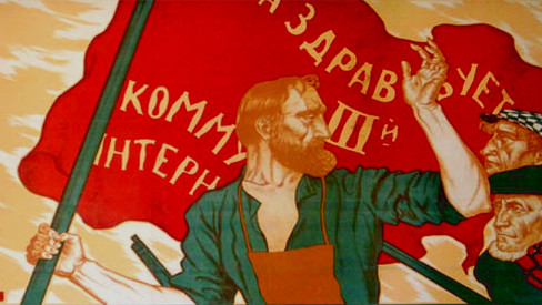 "Gramsci: ""A Internacional Comunista"""