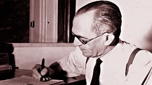 "Graciliano Ramos: ""O Partido Comunista"""