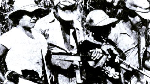 """A generosa luta da guerrilha do Araguaia"""