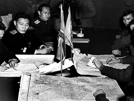 """A derrota dos EUA na Guerra da Coreia"""