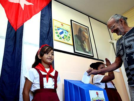 """""""Com Cuba não se joga!: em 11 de março haverá eleições livres"""""""