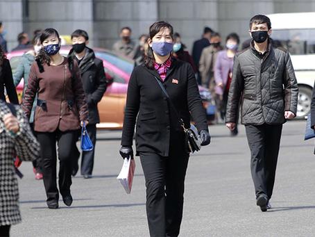 """Coreia do Norte: país livre de Coronavírus"""