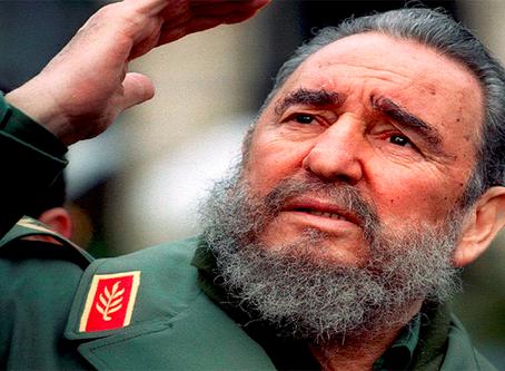 """Fidel: """"Roubo de cérebros"""""""