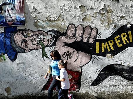 """""""Estados Unidos e Venezuela: um contexto histórico"""""""