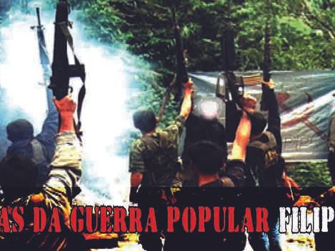 Guerra Popular nas Filipinas: últimos acontecimentos