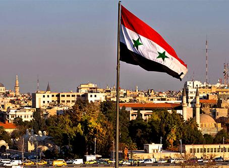 """""""Um apelo dos comunistas sírios"""""""
