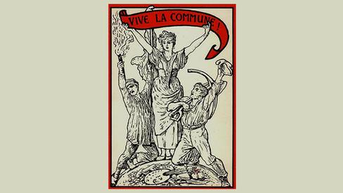 """A Comuna de Paris (1871)"""