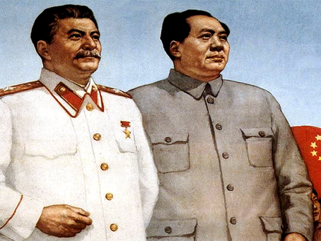 """""""Stalin e a Revolução Chinesa"""""""
