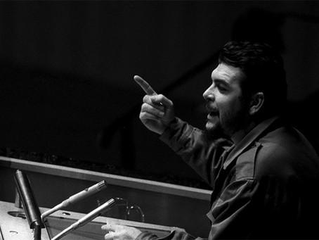 """Discurso de Che na 19ª Assembleia Geral da ONU em 1964"""